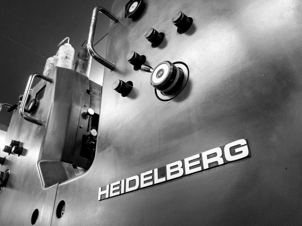 HEIDELBERG SORD-Z